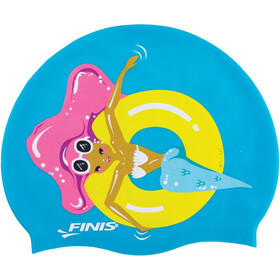 FINIS Mermaid Cuffia In Silicone Donna, floaty
